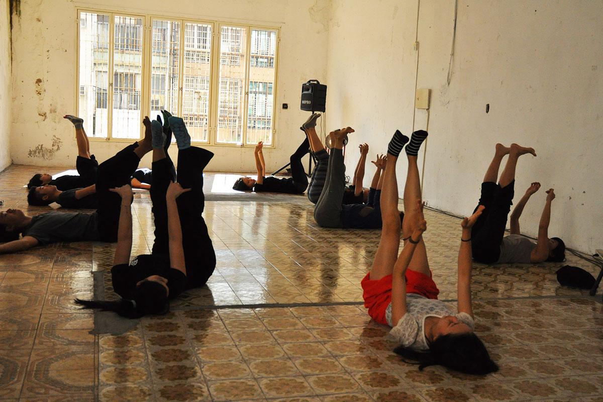 Presence and Improvisation